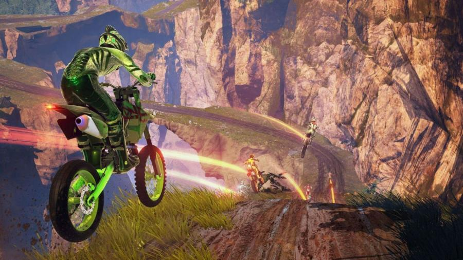 Moto Racer 4 - Deluxe Edition Screenshot 3