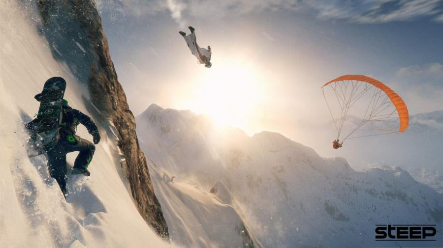 Steep - Gold Edition Screenshot 1