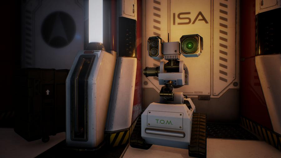 The Turing Test Screenshot 5
