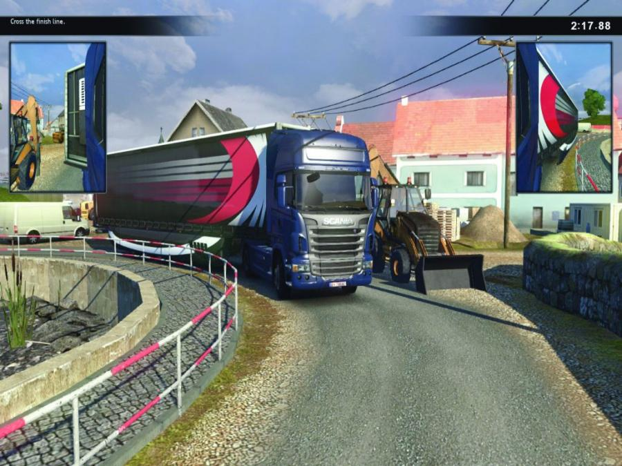 lkw simulationen