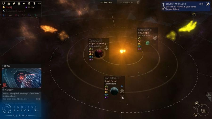 Endless Space 2 - Clé cadeau Steam Screenshot 1