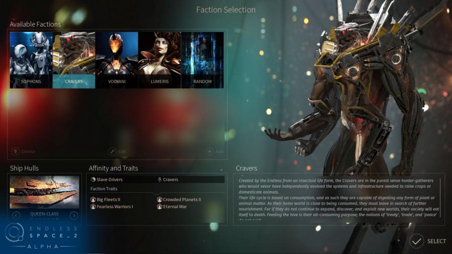 Endless Space 2 - Clé cadeau Steam Screenshot 3