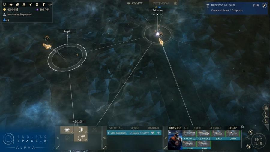 Endless Space 2 - Clé cadeau Steam Screenshot 7