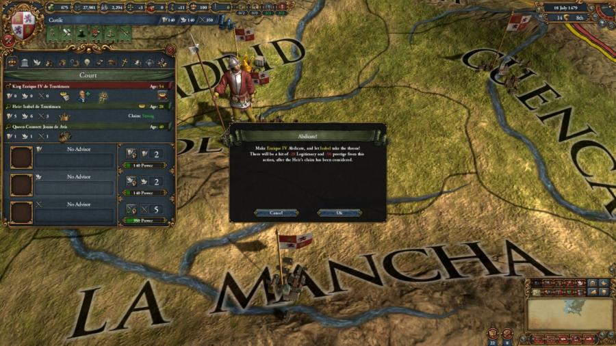 Europa Universalis IV - Rights of Man (extension) Screenshot 8