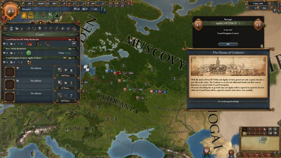 Europa Universalis IV - Rights of Man (extension) Screenshot 7