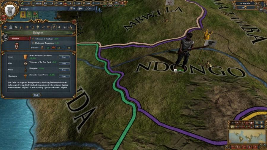 Europa Universalis IV - Rights of Man (extension) Screenshot 5