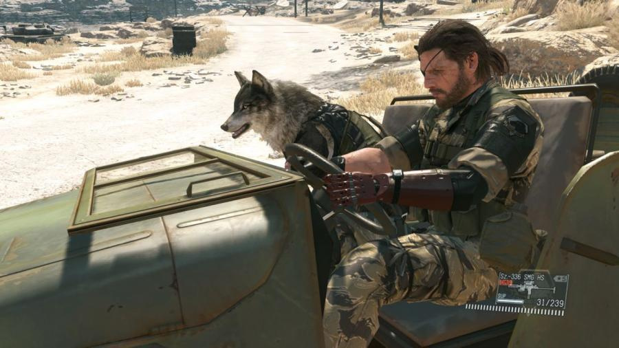 Metal Gear Solid V - The Definitive Experience Screenshot 6