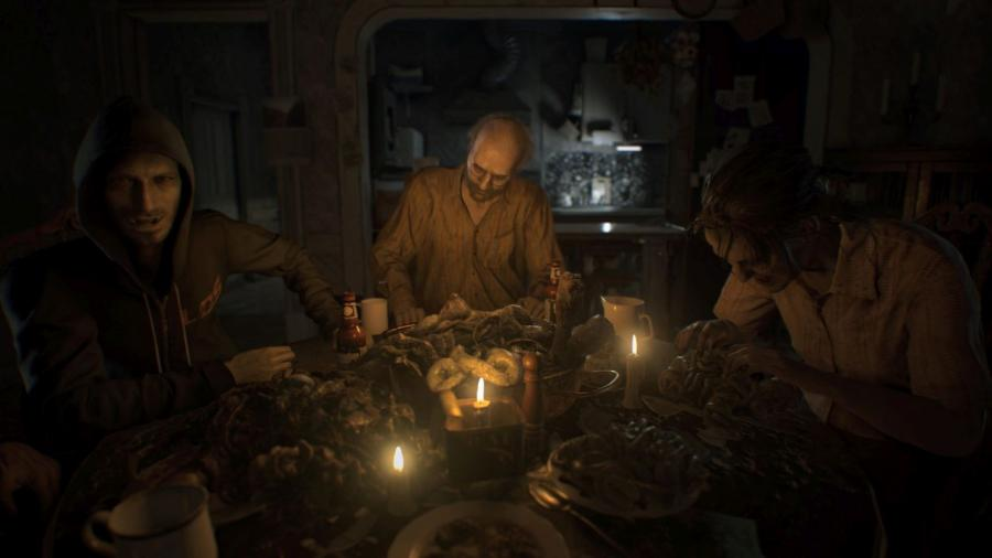 Resident Evil 7 - Deluxe Edition Screenshot 1