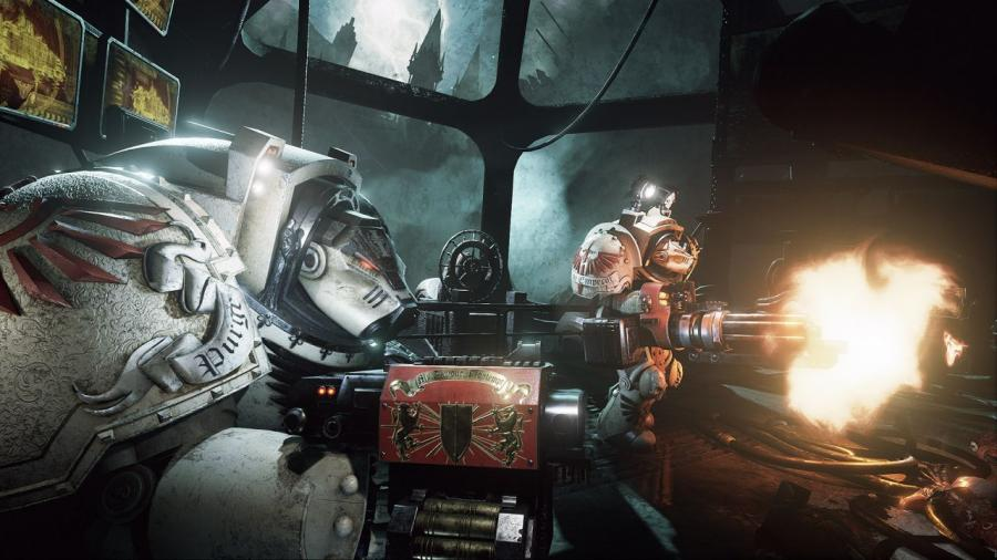 Space Hulk - Deathwing Screenshot 3