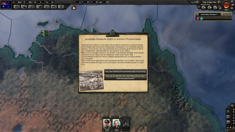 Hearts of Iron IV - Together for Victory (extension) Screenshot 6