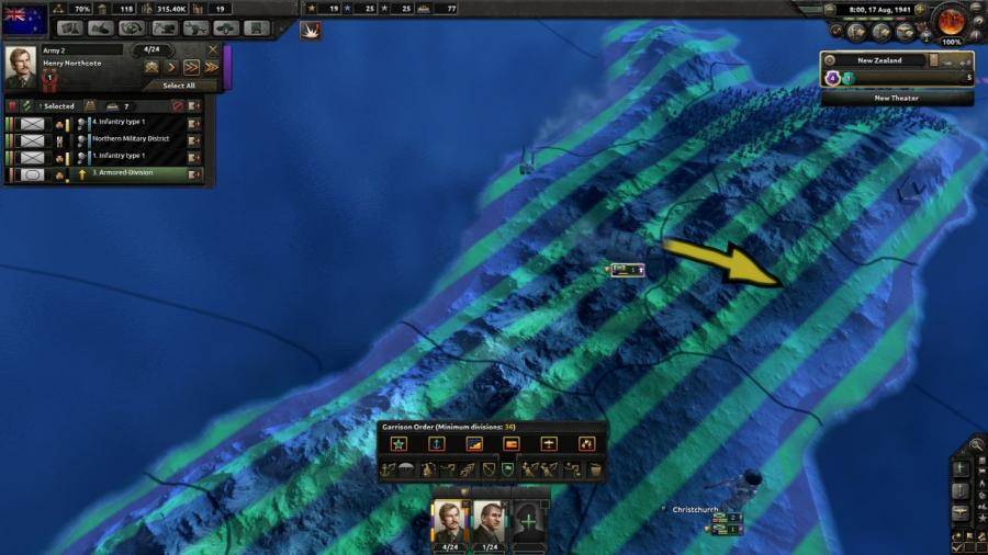 Hearts of Iron IV - Together for Victory (extension) Screenshot 4