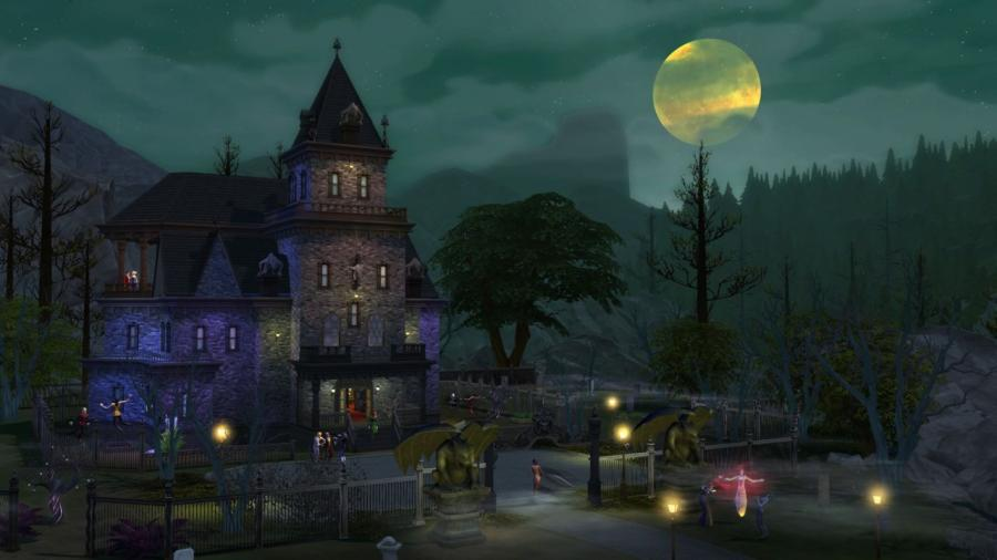 Les Sims 4 - Vampires Bundle Screenshot 2