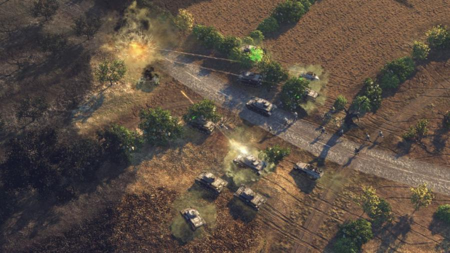 Sudden Strike 4 Screenshot 3