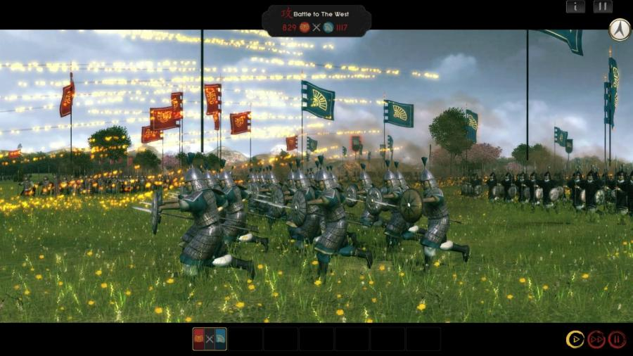 Oriental Empires Screenshot 3
