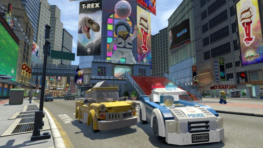 Lego City Undercover Screenshot 6
