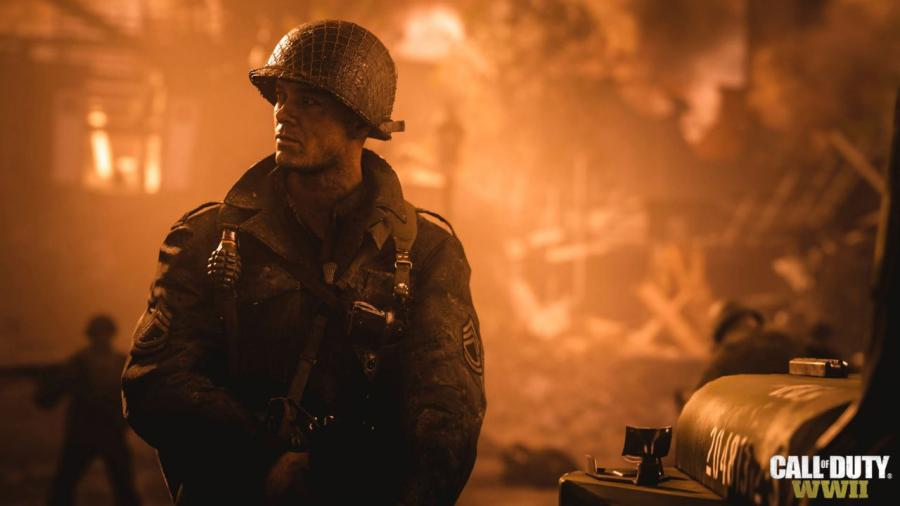 Call of Duty WW2 Screenshot 4