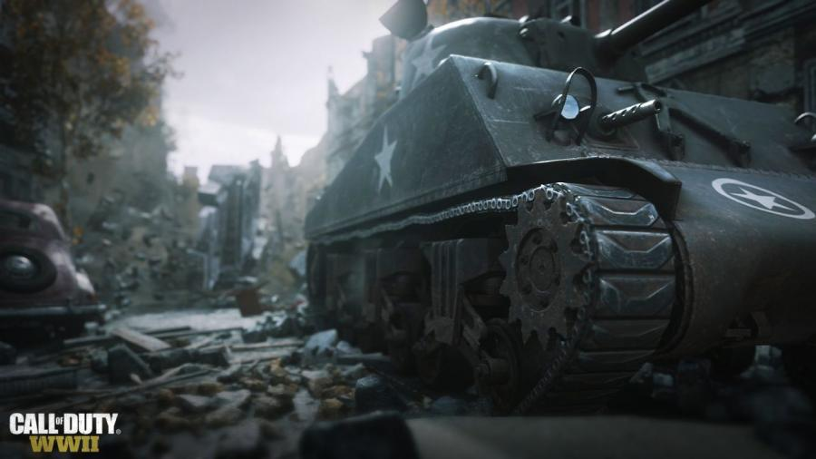 Call of Duty WW2 Screenshot 3