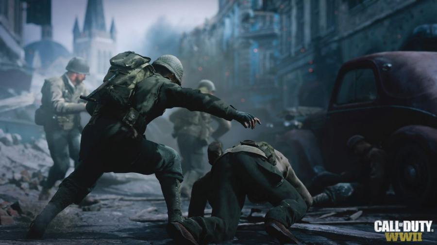 Call of Duty WW2 Screenshot 5