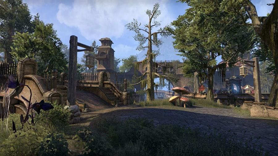 The Elder Scrolls Online - Morrowind (extension) - Collector's Edition Screenshot 2