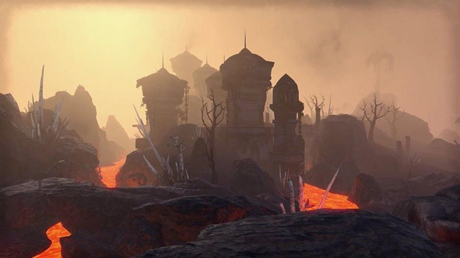 The Elder Scrolls Online - Morrowind (extension) - Collector's Edition Screenshot 3