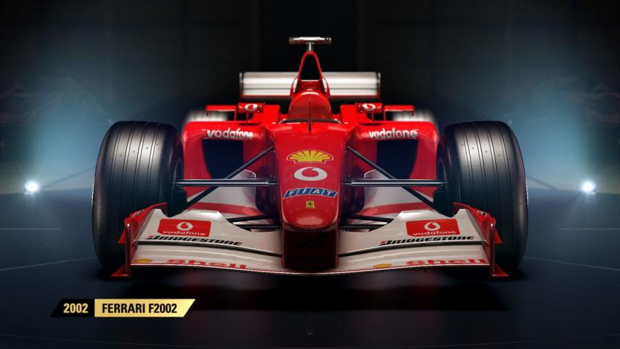 F1 2017 Screenshot 1