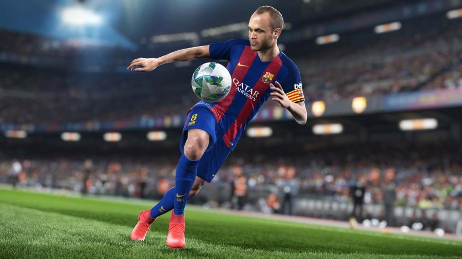 Pro Evolution Soccer 2018 Screenshot 2