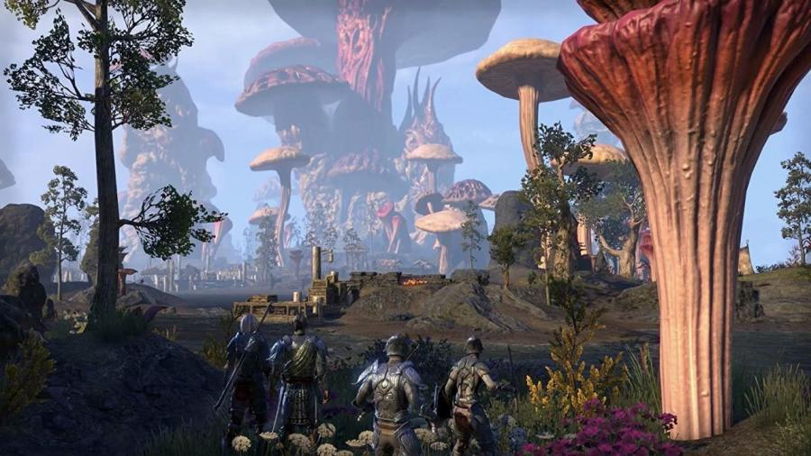 The Elder Scrolls Online + Morrowind Screenshot 1