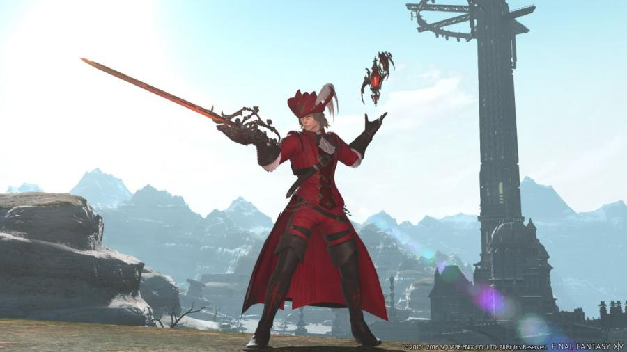 Final Fantasy XIV - Stormblood (extension) - Collector's Edition Screenshot 1