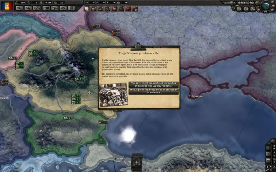 Hearts of Iron IV - Death or Dishonor (DLC) Screenshot 5