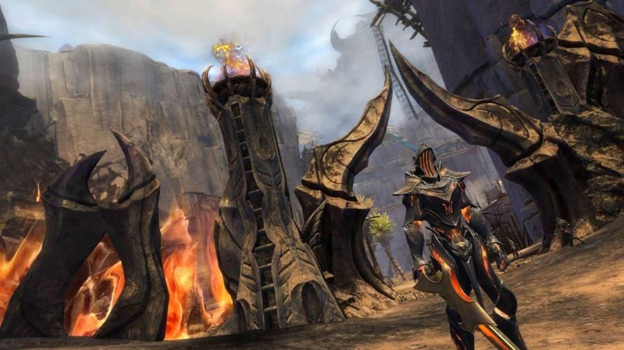 Guild Wars 2 - Path of Fire (Deluxe Edition) Screenshot 5