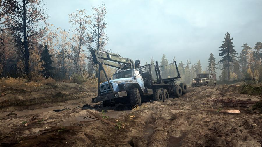 Spintires: MudRunner Screenshot 2