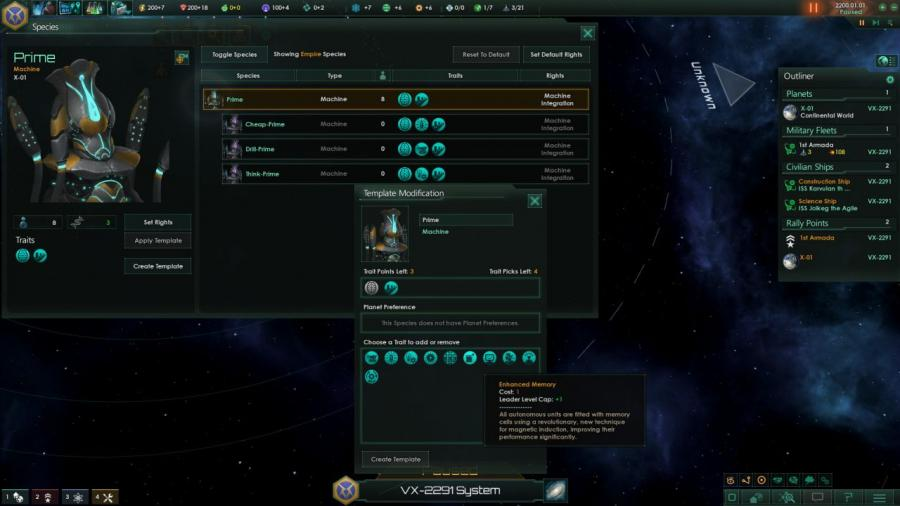 Stellaris - Synthetic Dawn Story Pack (DLC) Screenshot 6