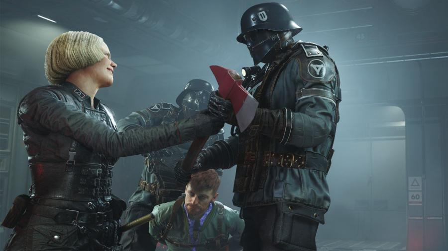 Wolfenstein 2 The New Colossus - Deluxe Edition (DE/AT Key) Screenshot 1