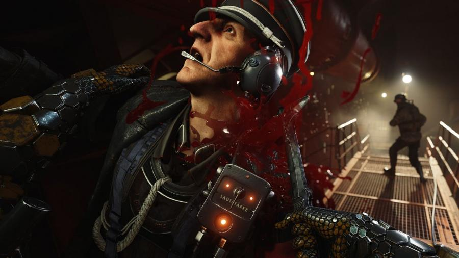 Wolfenstein 2 The New Colossus - Deluxe Edition (DE/AT Key) Screenshot 4