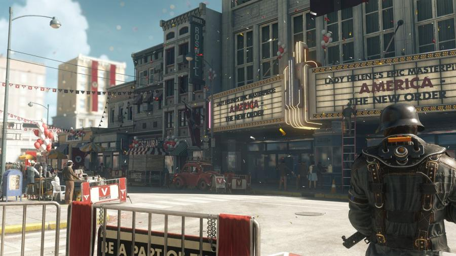 Wolfenstein 2 The New Colossus - Deluxe Edition (DE/AT Key) Screenshot 3