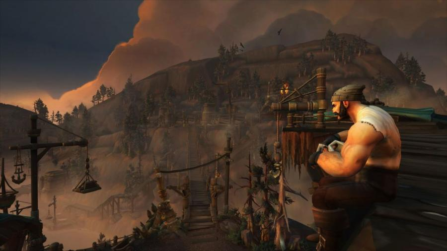 WoW - Battle for Azeroth [EU] - World of Warcraft Expansion Screenshot 1