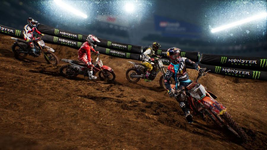 Monster Energy Supercross - The Official Videogame Screenshot 3