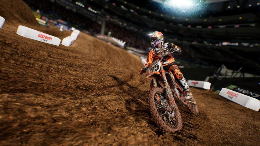 Monster Energy Supercross - The Official Videogame Screenshot 9