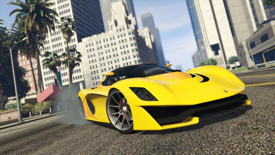 Grand Theft Auto V (GTA 5) - Criminal Enterprise Starter Pack DLC Screenshot 7