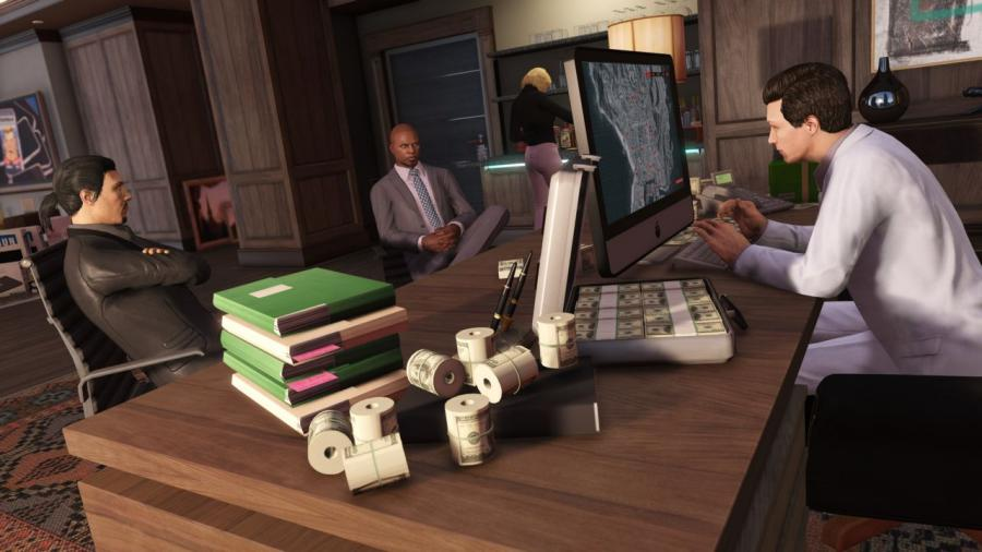 Grand Theft Auto V (GTA 5) - Criminal Enterprise Starter Pack DLC Screenshot 2