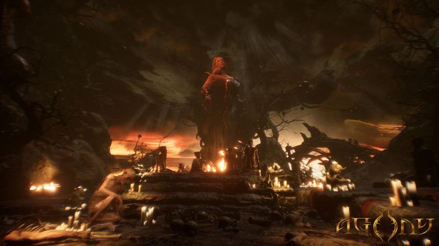 Agony Screenshot 1