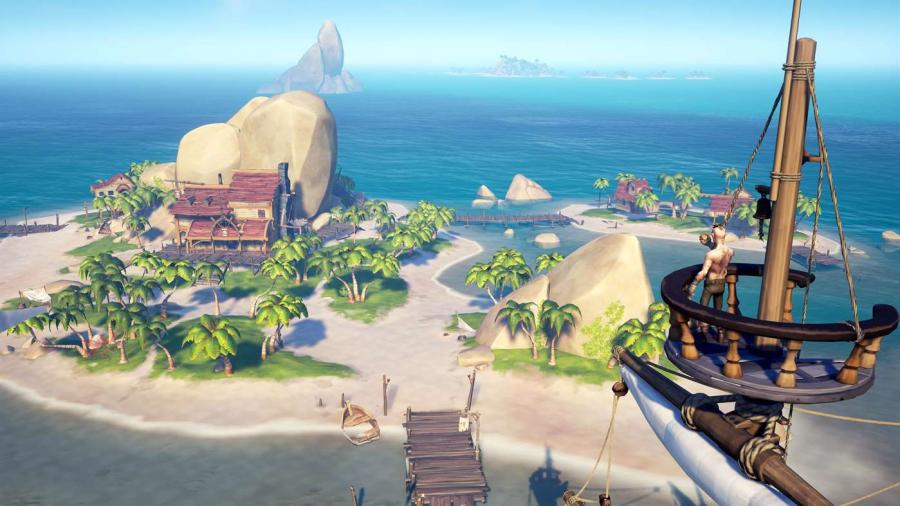 Sea of Thieves (Xbox One / Windows 10) Screenshot 2