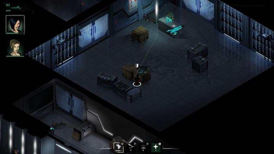 Fear Effect Sedna Screenshot 6