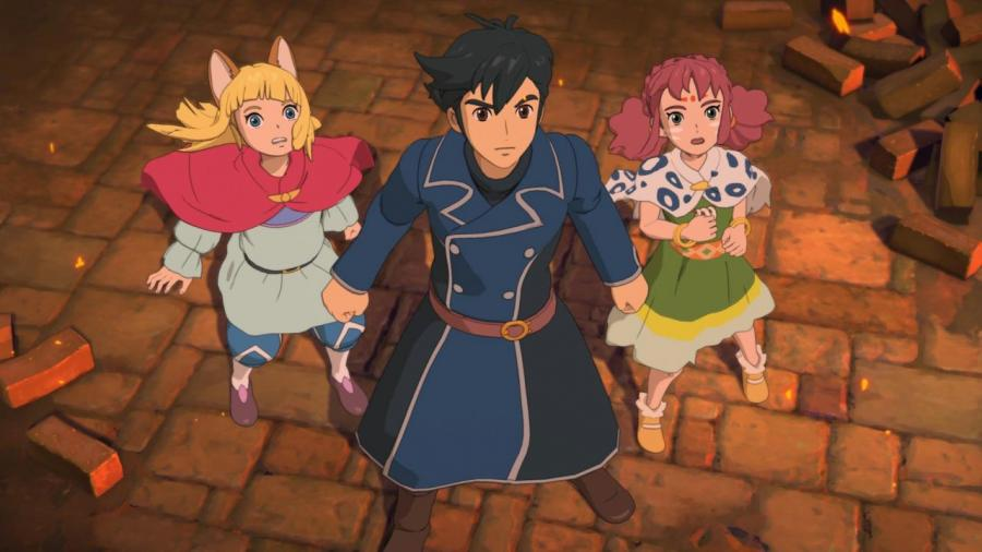 Ni No Kuni II - Revenant Kingdom (Prince's Edition) Screenshot 1
