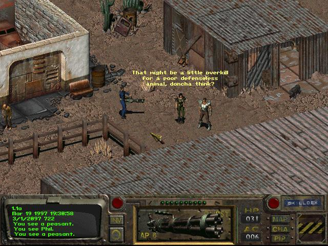 Fallout Classic Collection Screenshot 9