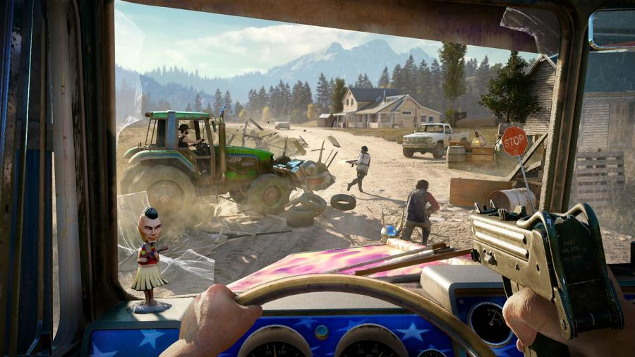 Far Cry 5 - Xbox One Download Code Screenshot 9
