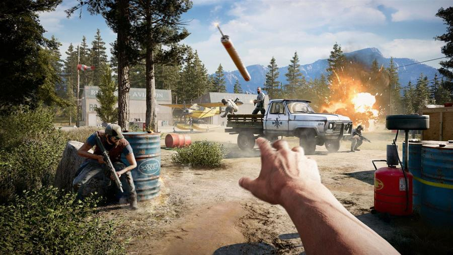 Far Cry 5 - Xbox One Download Code Screenshot 5