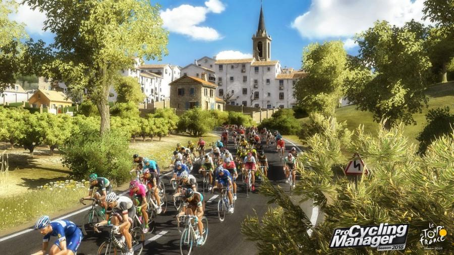 Pro Cycling Manager 2018 Screenshot 4