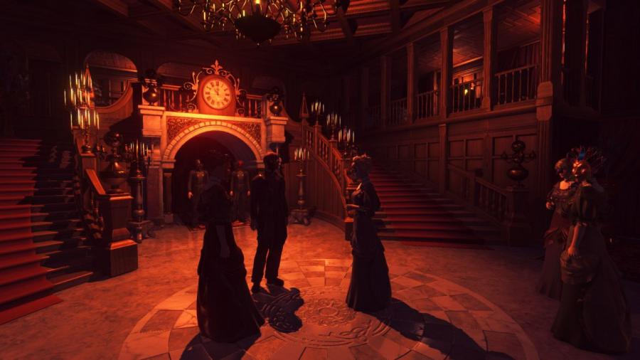 Lust for Darkness Screenshot 2