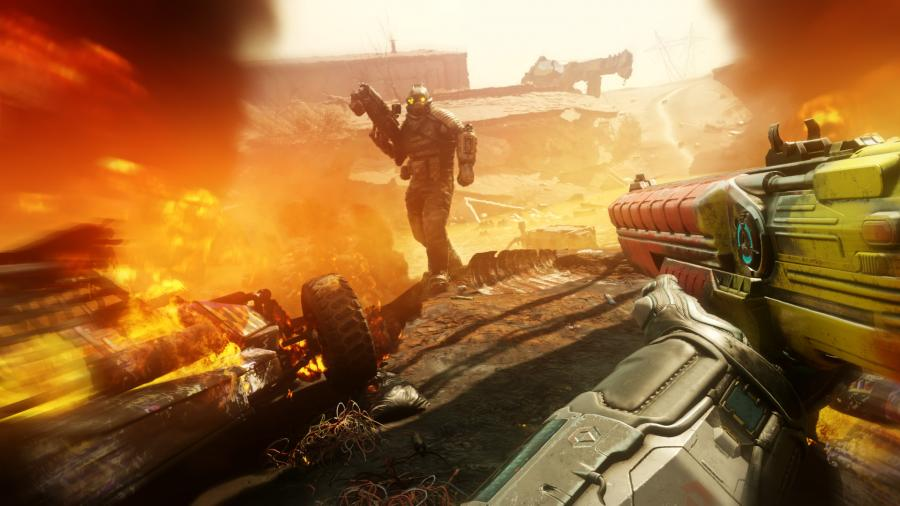 RAGE 2 Screenshot 5